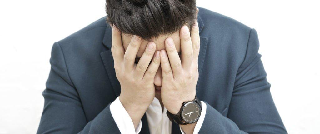 Ziek door ruzie op werk